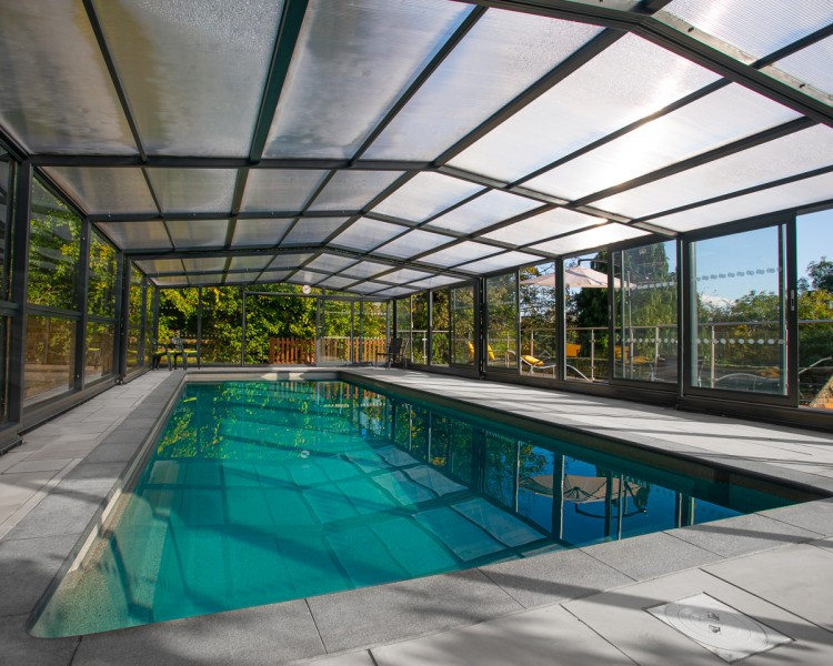 2020 EUSA British entries swimming pool enclosure S5 3A