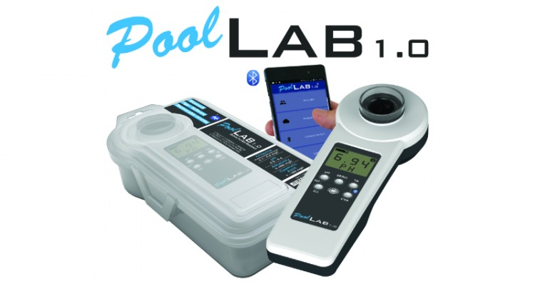 PoolLab 1.0 Photometer - Water-i.d.