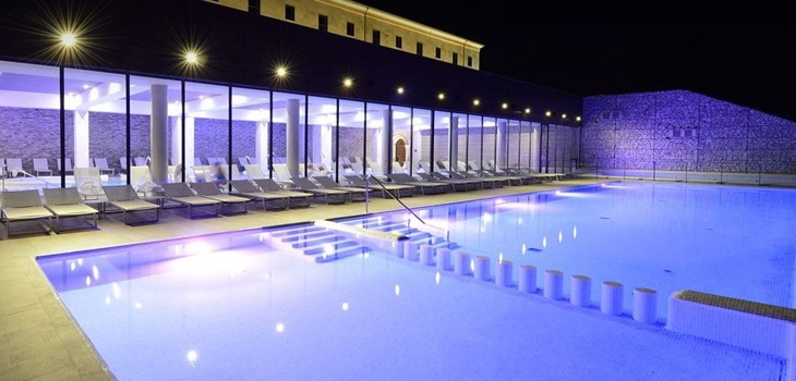 Castilla Termal Valbuena Hotel Spa San Bernardo Valladolid 2017 Best Spa Resort Award