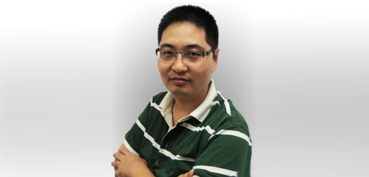 Cubic Electrical General Manager Aijun XU