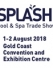 SPLASH! 2018 gains momentum with 70% of stands already sold!