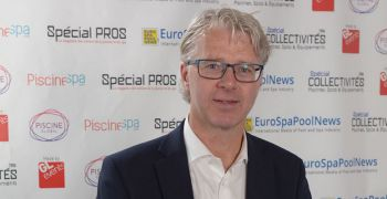 Stephan PAHLEN, CEO of Pahlén AB, guest of Eurospapoolnews Pool Studio 2018