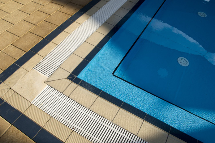 Pool liner by Haogenplast Proflex - Blue distributed by SCP UK