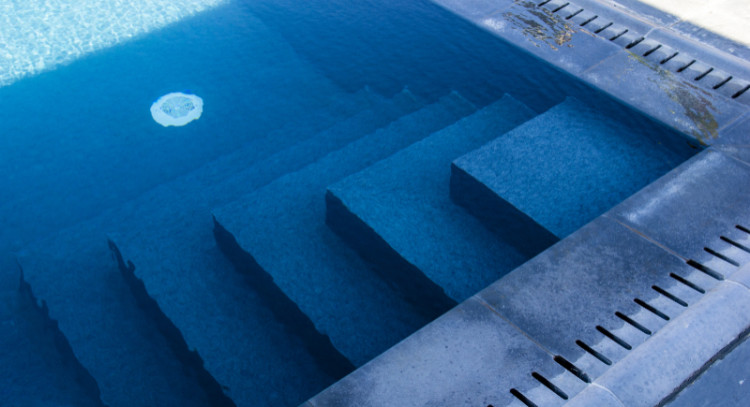 Pool liner by Haogenplast Proflex - Dark distributed by SCP UK