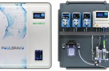 POOLBRAVO, the all-in-one integrated system to manage the treatment of swimming pool water