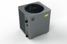 New Smart Plus Inverter swimming pool heat pumps with vertical ventilation