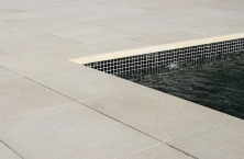 Velluto enhances the reconstituted stone pavements range