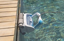 The 3 new lines of BWT electric pool cleaners