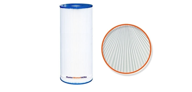 efficient,filter,cartridges,pool,spa,pleatco,advanced,ultra