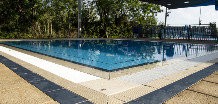 Pool with PROFLEX PVC liners Haogenplast SCP UK