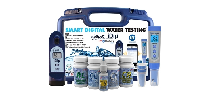 its,europe,exact,idip,professional,test,kit,water,quality,pools