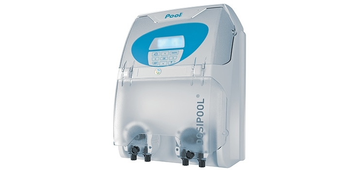 Chlorine dosing system water treatment swimming pools DOSIPOOL Pool technologie