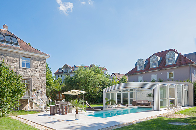 European Pool & Spa Awards 2018 - Höhlein Schwimmbad & Wellness e.K. - Germany