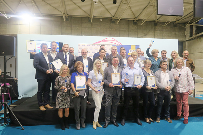 European Pool and Spa Awards 2018 - The winners