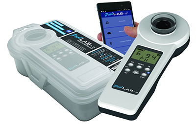 PoolLab 1.0 photometer - Water-I.D